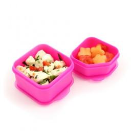Set de 2 petits pots alimentaires