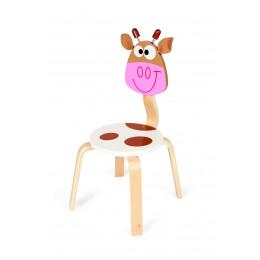"""Chaise vache """"Marie"""" - à partir de 3 ans"""