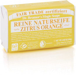 Savon tout en 1 Citron Orange 140 g