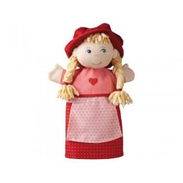 Marionnette   - Petit Chaperon Rouge - à partir de 18 mois
