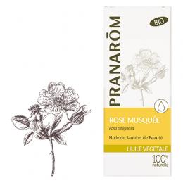 Huile végétale - Rose Musquée BIO
