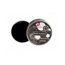 Dentifrice solide naturel - Black is Black - 20 g