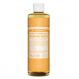Savon de Castille multi-usage 18 en 1 Citron Orange 475 ml