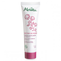 """Crème mains légère Bio """"Nectar de Roses"""" 30 ml"""