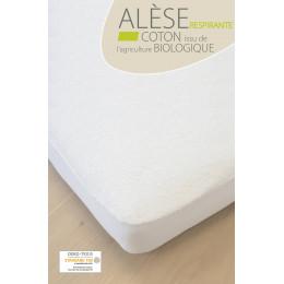 Alèse en Coton Bio - Pour Lit Junior 90x200 cm