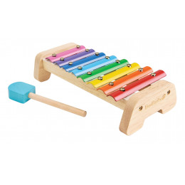 Xylophone - bois et métal  - à partir de 18 mois