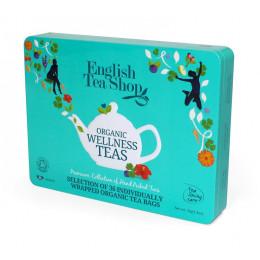 Coffret de thés et tisanes Wellness Collection - 36 infusettes
