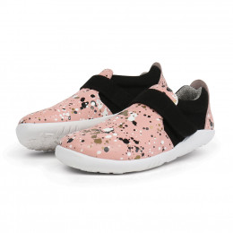 Chaussures KID+ Street - Aktiv Spekkel Printed Pink - 832705