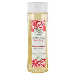 Shampooing Bio Fleurs de Lys Cheveux colorés 200 ml