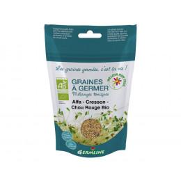 Graines à germer - Alfalfa Cresson Chou BIO