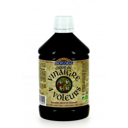 Elixir de vinaigre des 4 voleurs Bio