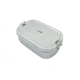 Lunch box oval en inox - Surat - 1700 ml