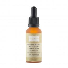 Sérum raffermissant multi-action - églantier et citrouille - 30 ml