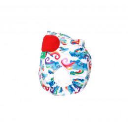 Couche lavable TE1 TeenyFit  V4 - nouveau-né - motif Breeze