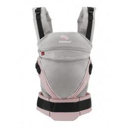 Porte-bébé Baby carrier XT en coton BIO - Butterfly Pearl