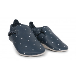 Chaussons - 07201 - Navy Twinkle