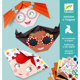 Atelier Origami - Frimousses - à partir de 6 ans
