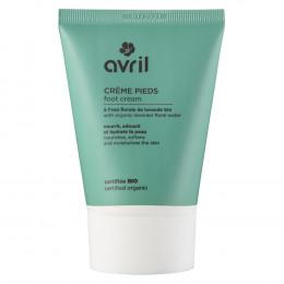 Crème pieds BIO - 100 ml