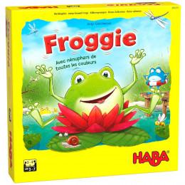 Jeu de société - Froggie
