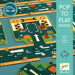 Pop to play - Routes