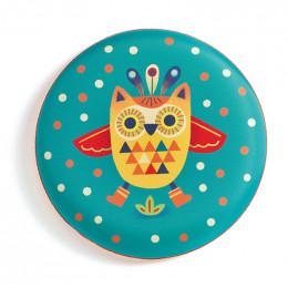 Disque à lancer - Flying owl