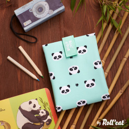Pochette sandwich réutilisable Boc'n'Roll - Kid Panda