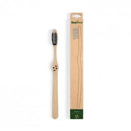Brosse à dents en Bambou - moyen