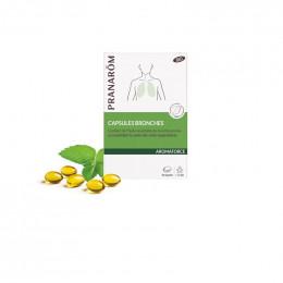 Aromaforce : capsules BIO bronches - 30 caps