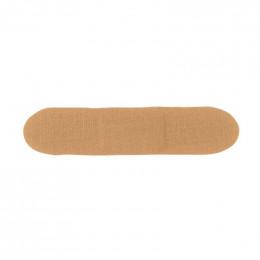 Pansement hyppoallergénique en bambou - Aloé vera - 25 pces