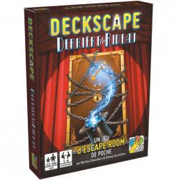 Deckscape - Derrière le rideau - à partir de 12 ans