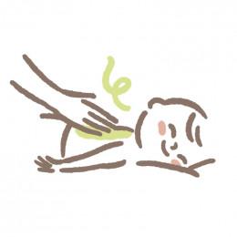 Atelier : massages pour bébé - Bruxelles