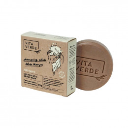 Shampooing solide - Cheveux secs - 85 g
