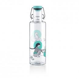 Bouteille en verre 600 ml  - Gardien de la source