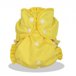 Couche lavable TE2 Zeste de citron
