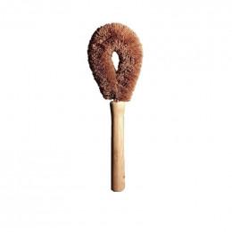 Brosse à vaisselle en noix de coco