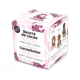 Beurre de cacao rose solide - Iris - 54 ml