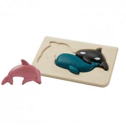Puzzle - La vie marine