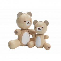 Ours et petit ours