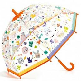 Parapluie - Visages magiques