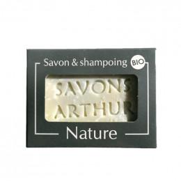 Savon et shampooing Bio - Nature - 100 g