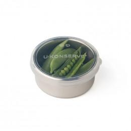 Boîte ronde en inox -  150 ml