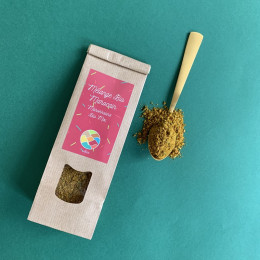 Epices Bio - Mélange Marocain - 70 g