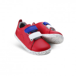 Chaussures I Walk - 637305 Grass Court Switch Red (Blueberry + White)