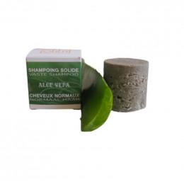 Shampooing solide - Aloé vera - Cheveux normaux - 75 g