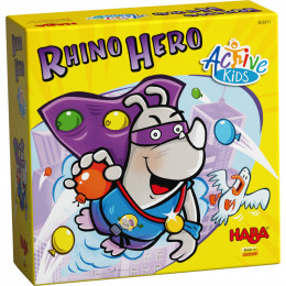 jeu Rhino Hero - active kids