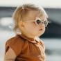 Lunettes de soleil enfant - Ourson - Rose-Pêche