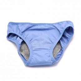 Culotte menstruelle - Bleue