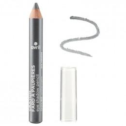 Crayon fard Bio à paupières - Gris métallisé