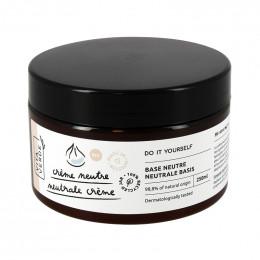 Base pour crème hydratante neutre BIO - 250 ml