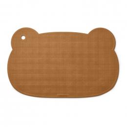 Tapis de bain Sailor - Mr bear mustard